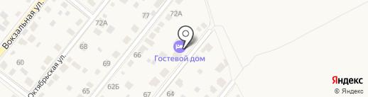 Рощинская на карте Домодедово