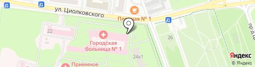СФЕРА-СМ на карте Королёва