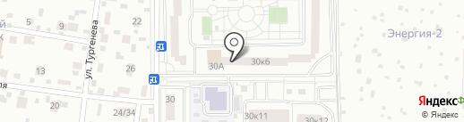 Адель на карте Королёва