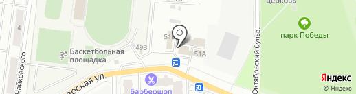 Сталкер на карте Королёва