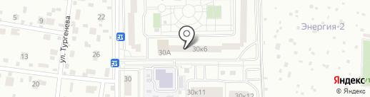 Лаванда на карте Королёва