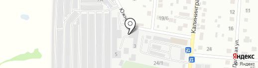 Селена на карте Королёва