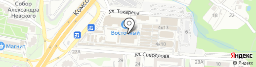 МЕБЕЛЬ ГРАД на карте Старого Оскола