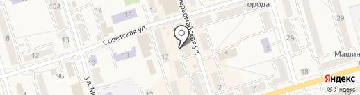 Теплосервис на карте Болохово