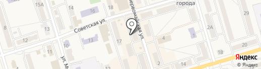Магазин товаров для дома на карте Болохово