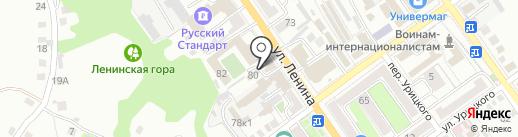 Центр защиты прав потребителей, Белгородская региональная общественная организация на карте Старого Оскола