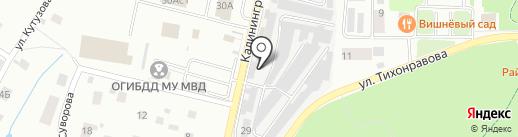 Сигнал на карте Королёва