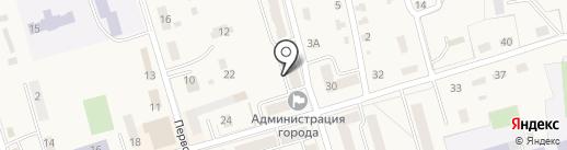 Магазин №20 на карте Болохово