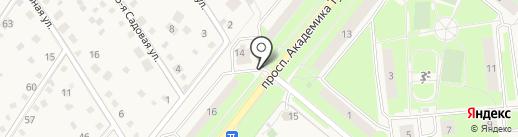 Кега на карте Домодедово