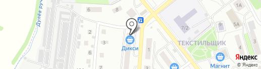 Сеть салонов оптики на карте Королёва