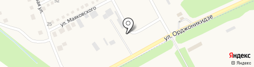 Ясиноватский автодор, строительно-ремонтная компания на карте Ясиноватой