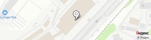 Двери Браво на карте Дзержинского
