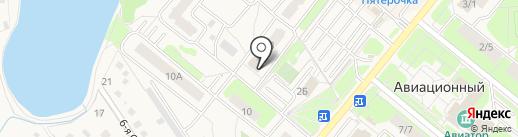 Эль на карте Домодедово