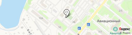 Браво МСК на карте Домодедово
