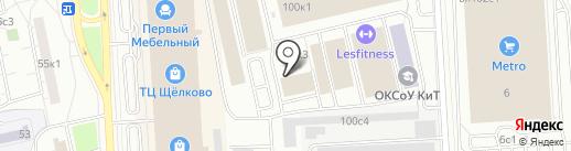 Violettextile на карте Москвы