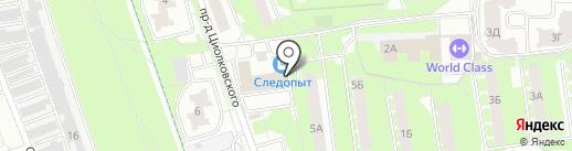 APL-Shop на карте Королёва