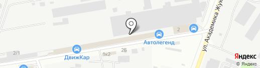 EcoFlue на карте Дзержинского