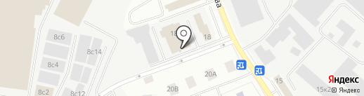 MISTY на карте Дзержинского