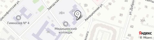 Ростелеком на карте Пушкино