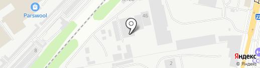 ТатраГрупп на карте Дзержинского