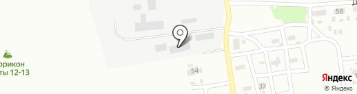 Пневмовзрыв технология на карте Макеевки