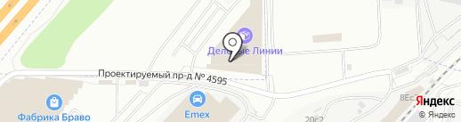 Хоум стайл на карте Котельников