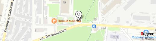 Специалист на карте Королёва
