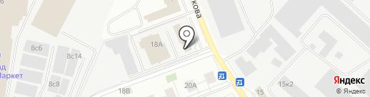 Сантехника-Опт на карте Дзержинского