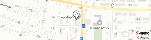 Стильный дворик на карте Макеевки