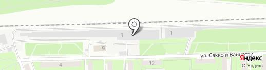 Автомобильные лебедки Electric Winch на карте Королёва