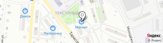 Магнит на карте Королёва
