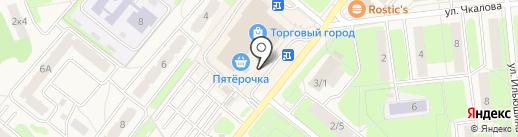 МТС на карте Домодедово
