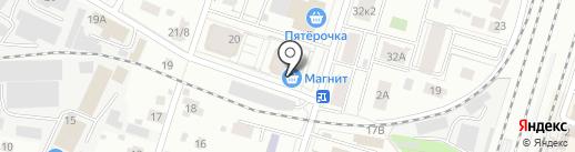 Платежный терминал, Сбербанк, ПАО на карте Пушкино
