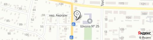 BAVARIA AVTO на карте Макеевки