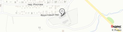 Дон-Кам на карте Макеевки