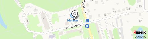 Продсервис-2 на карте Домодедово