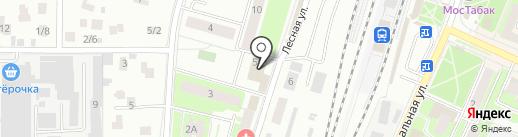 ПушкиноЭкспресс на карте Пушкино