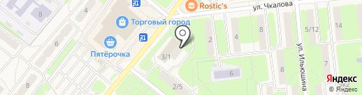 OLOLO lounge на карте Домодедово