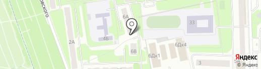 ЭЛЕКТРОПОСТАВКА на карте Королёва
