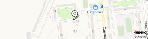 Тип-Топ на карте Шатска