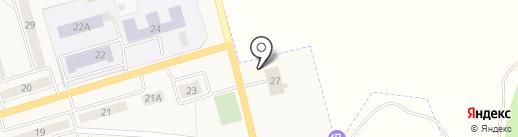 Пожарная часть №54 на карте Болохово
