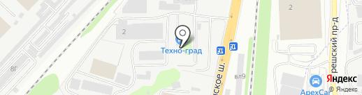 FOTON на карте Дзержинского
