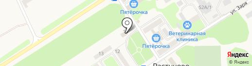 Банкомат, Сбербанк, ПАО на карте Растуново