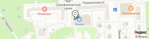 Избёнка на карте Королёва