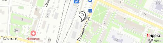 Премиум на карте Пушкино