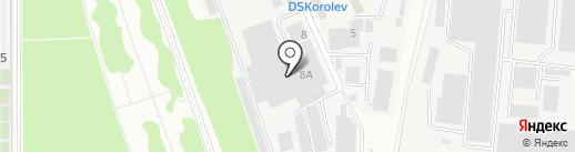 Искра-2 на карте Королёва