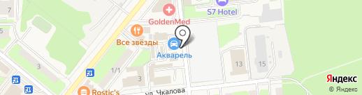 Blesk InCare на карте Домодедово
