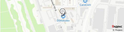 Росойл на карте Королёва