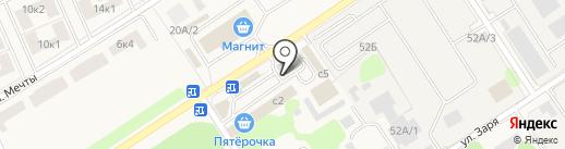 Национальный платежный сервис на карте Растуново