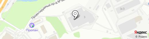 Мультидом Трейдинг на карте Котельников